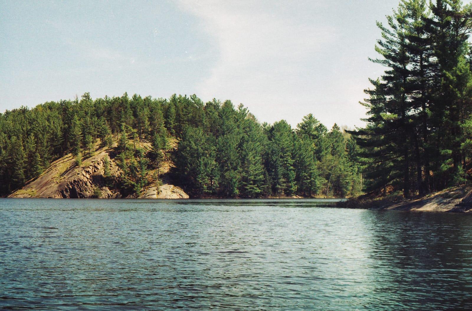 Bear Lake Ontario